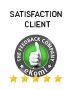 Satisfaction client *****