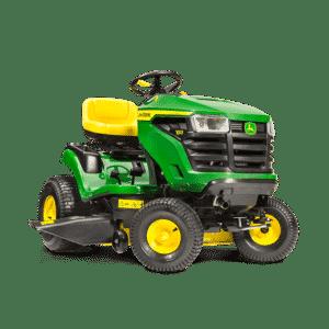 Tondeuses autoportées et tracteurs de jardin john derre x107
